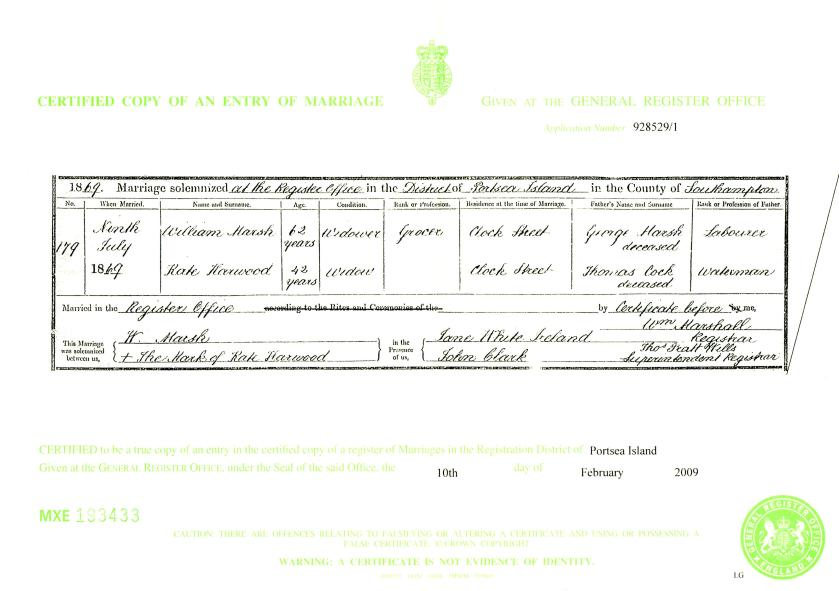william-kate-2nd-marriage-certificate